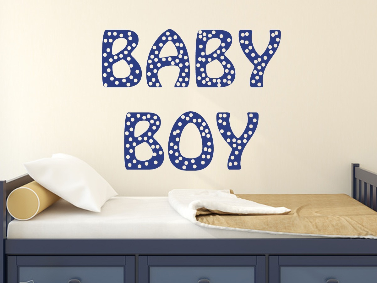 wandtattoo baby boy online bestellen im shop. Black Bedroom Furniture Sets. Home Design Ideas